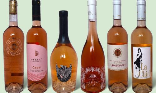 6 Croatian Rosés: How Do They Rate?